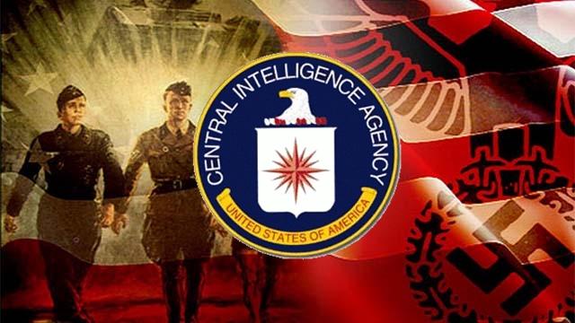 00000000 CIA Nazi U.S. 1 BU